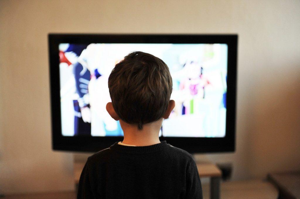 Enfant télévision
